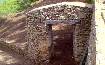 ouvrage maçonné en pierre