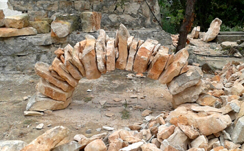 Réalisations pierre sèche